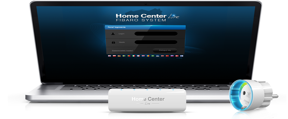 Fibaro Home Center Lite HCL