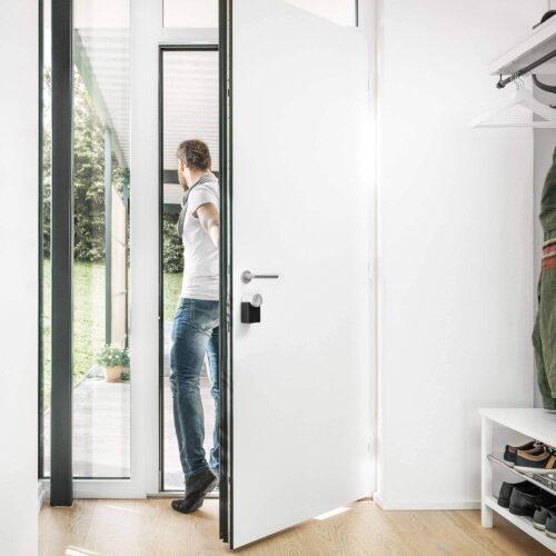 Inteligentny zamek do drzwi NUKI Smart Lock 2.0 Bluetooth
