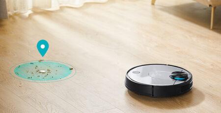 Inteligentny odkurzacz robot czyszczący Xiaomi Viomi V2 Pro