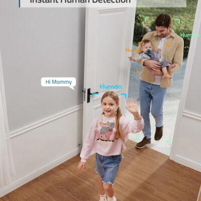 Kamera wewnętrzna Eufy Indoor Cam 2K 360 stopni