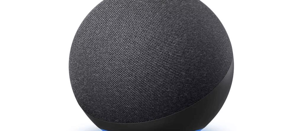 Nowości - Amazon Echo Dot 4