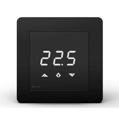Termostat Heatit Z-TRM3 16A Z-Wave (czarny)