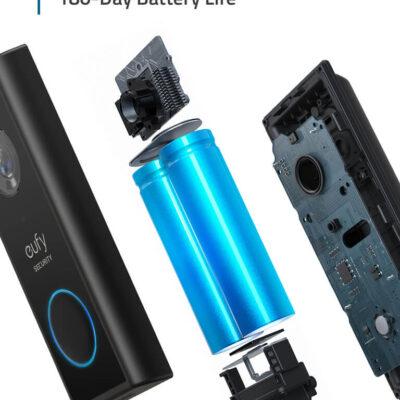 Wideodomofon Eufy Video Doorbell Battery