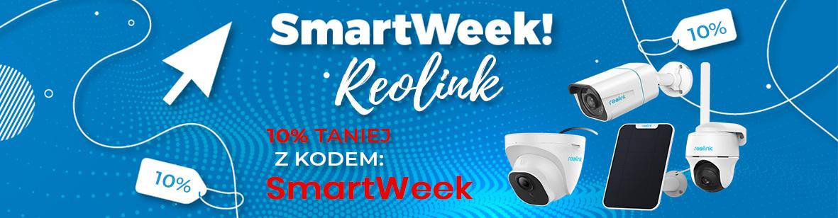 SmartWeek Reolink