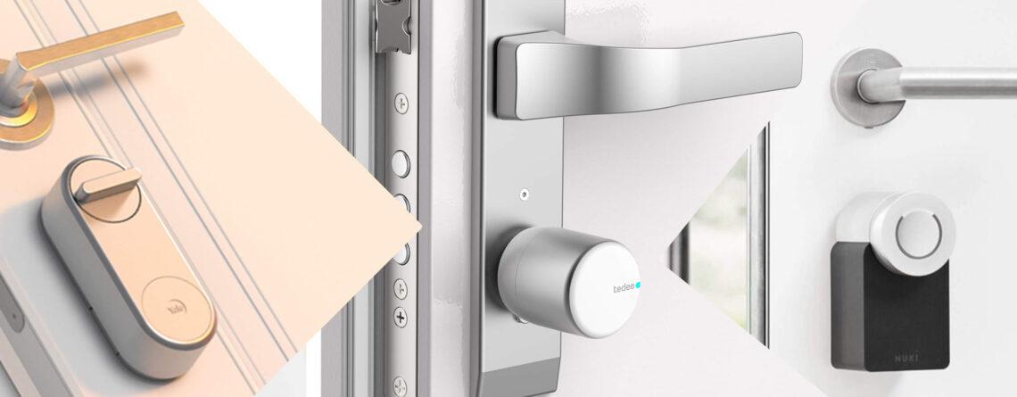 Porównanie inteligentnych zamków do drzwi: Yale Linus, NUKI, tedee