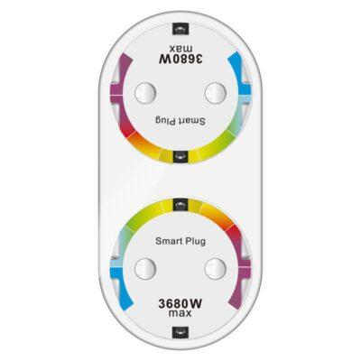 Inteligentne gniazdko WiFi Gosund SP211 3500W z miernikiem energii